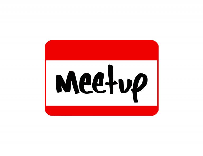 Dating logo ideas - meetup